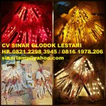 LED Module 3 mata warna Red Yellow dan Warmwhite